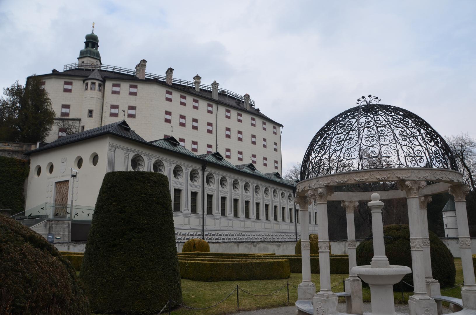 Der Pavillon von Schloss Ambras