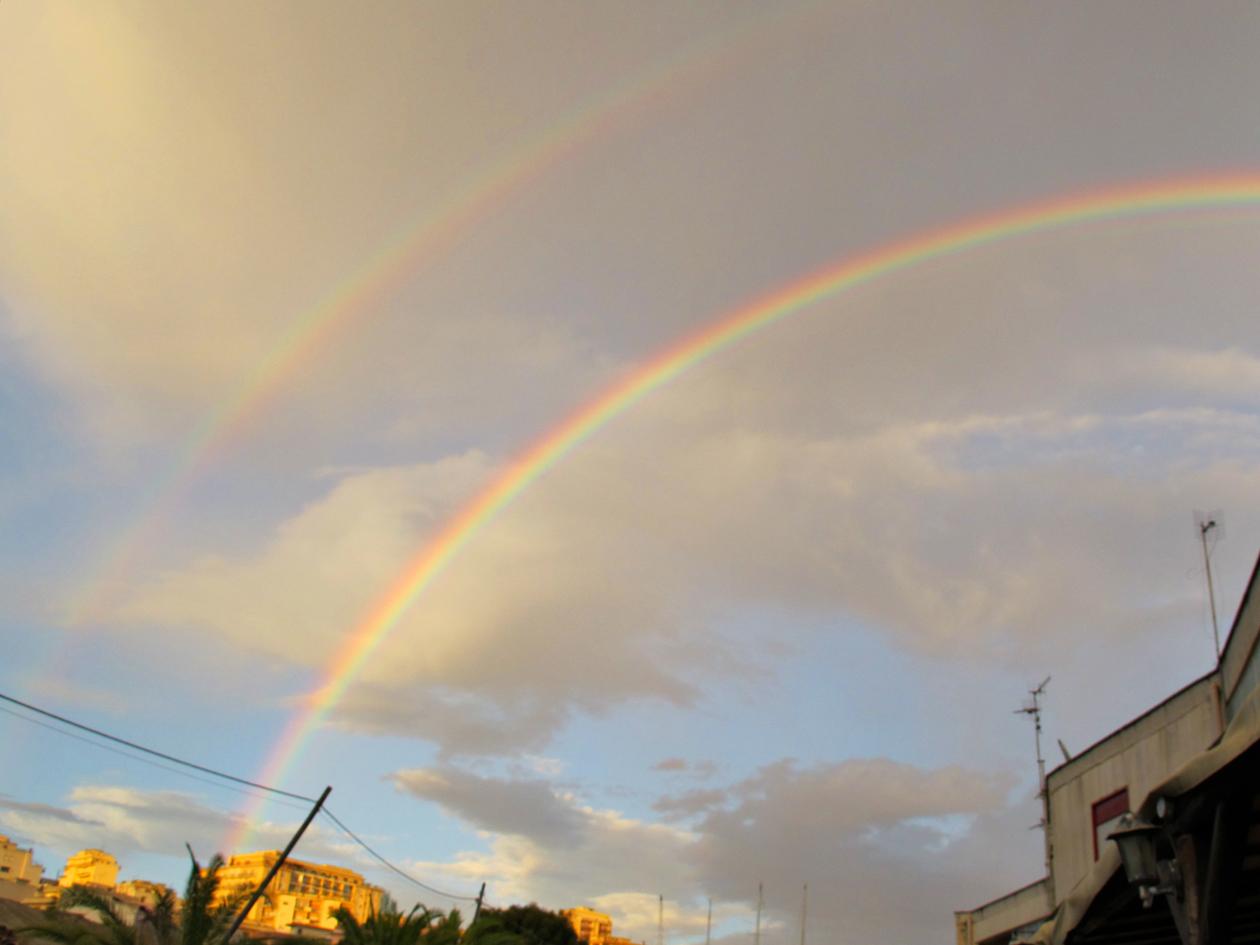 Der perfekte Doppelbogen / L'arco doppio e perfetto