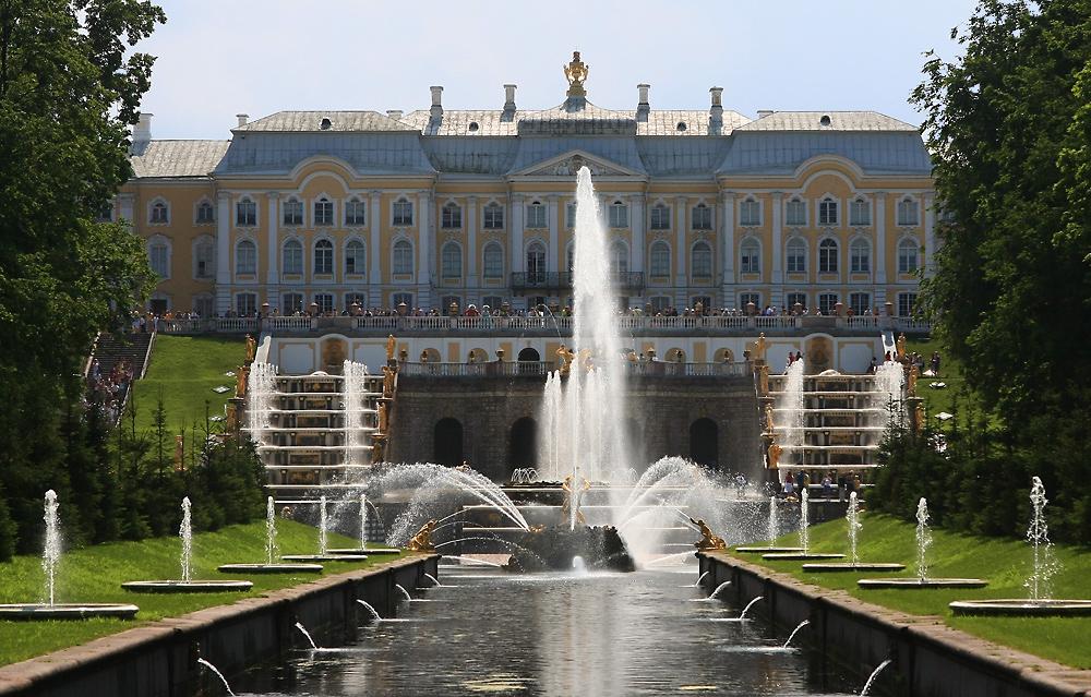 Der Peterhof