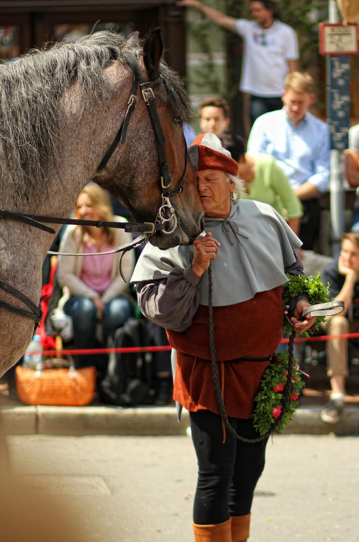 Der Pferdeflüsterer auf der LaHo 2013