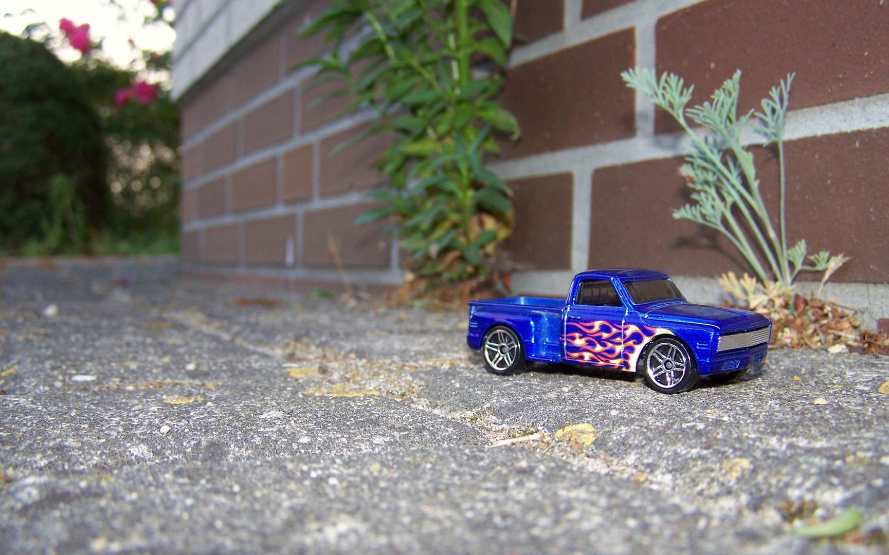 Der Pick-Up