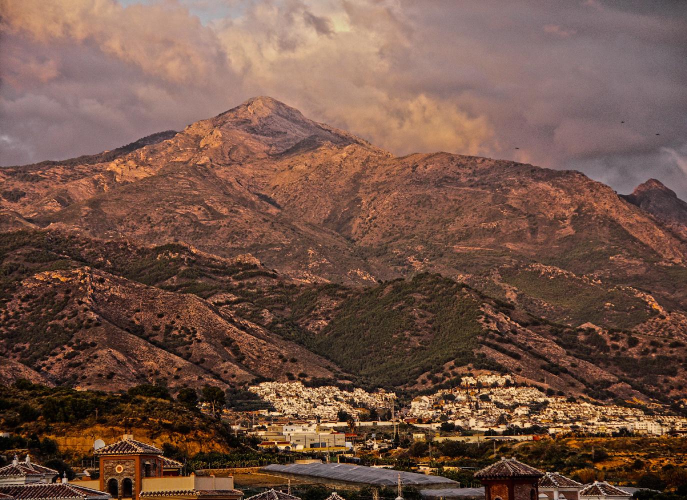Der Pico del Cielo