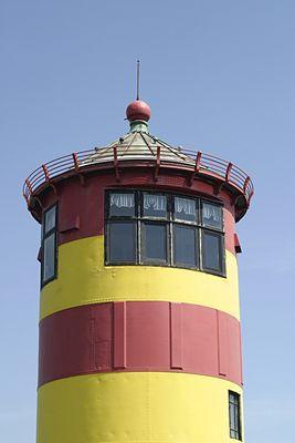 Der Pilsumer Leuchtturm