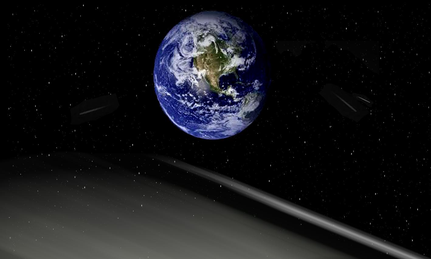 Der Planet Erde