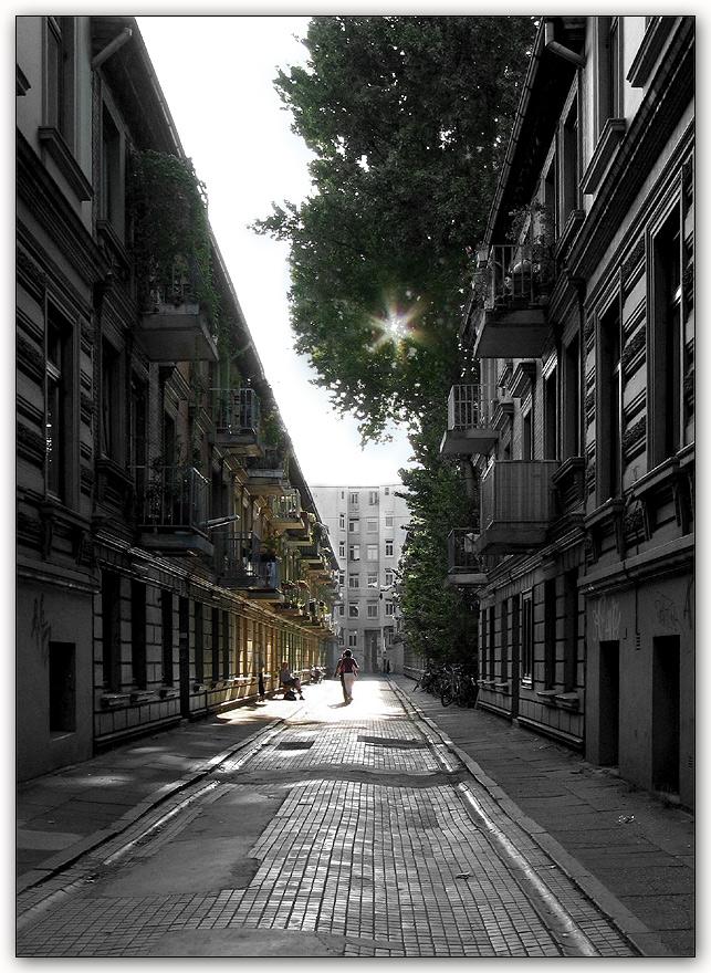 Der Platz in der Sonne
