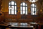 Der Plenarsaal der Bürgerschaft
