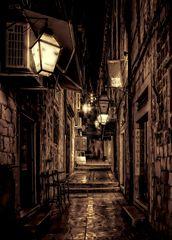 der POSTOLAR in der Calle Romantika