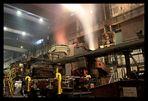 Der Pott kocht.... im Stahlwerk HKM