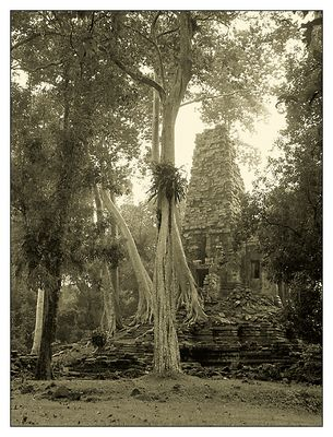Der Preah Palilay - Siem Reap, Kambodscha