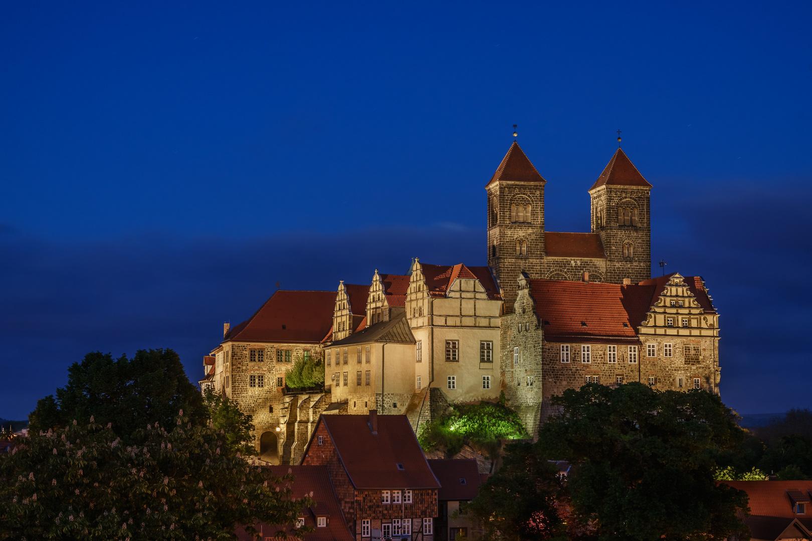 Der Quedlinburger Schlossberg (reloaded)