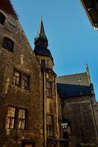 Der Ratskeller in Quedlinburg