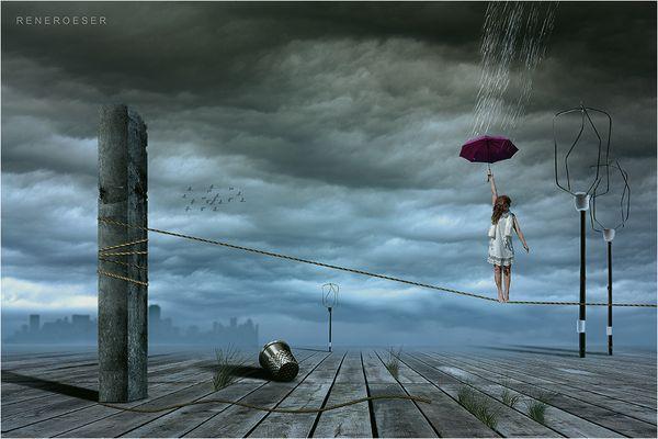 Der Regenguss