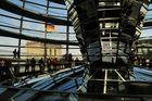 Der Reichstag in Berlin - Kuppel