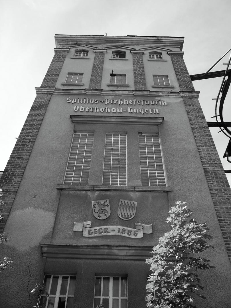 Der repräsentative Feuerschutzturm