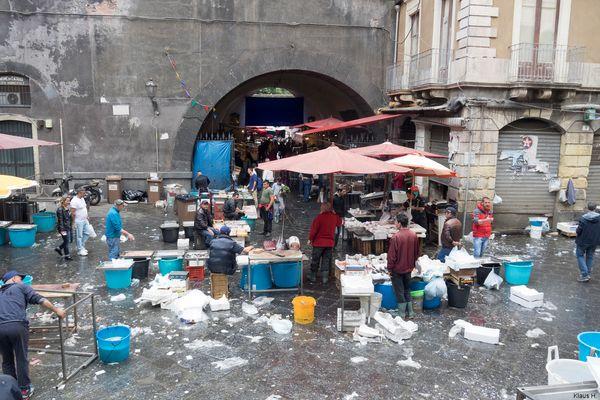 ~ Der Rest vom Fischmarkt ~