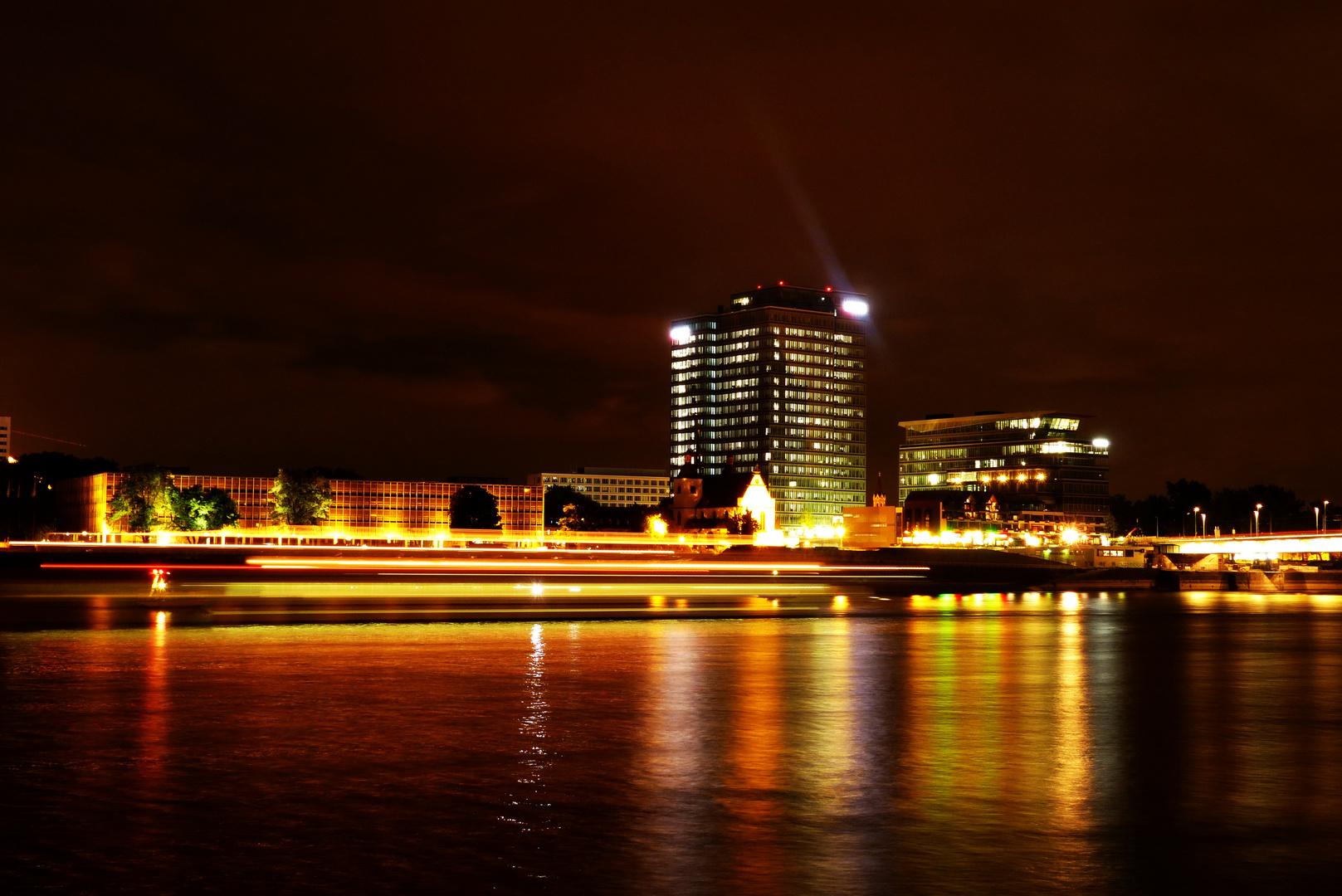 Der Rhein in seiner ganzen Schönheit...