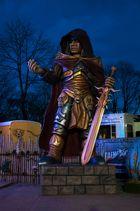 Der Riese und sein Schwert