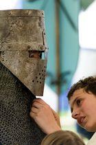 Der Ritter und sein Knappe