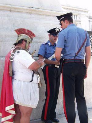 Der Römer ansich