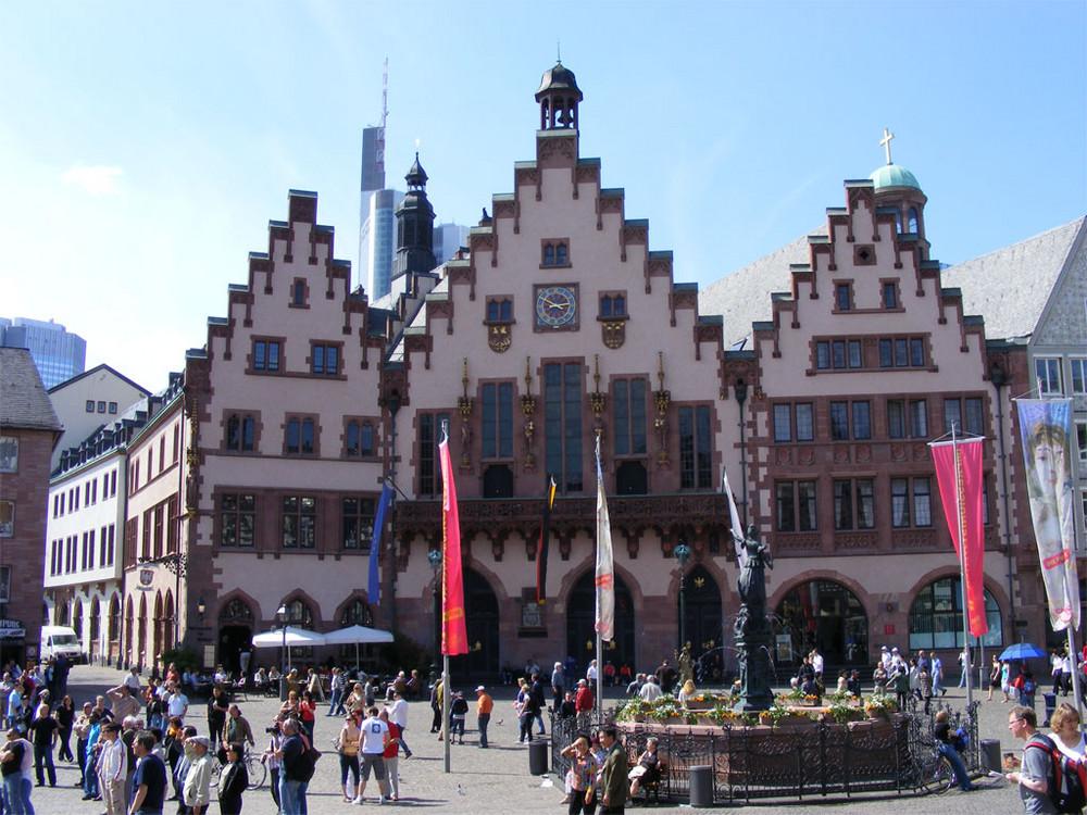 Der Römer in Frankfurt am Main