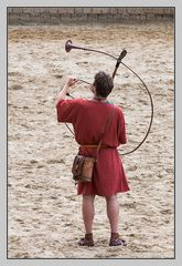 der römische Bläser