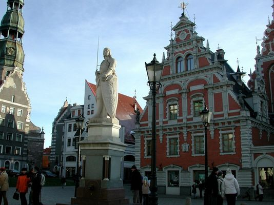 Der Roland von Riga