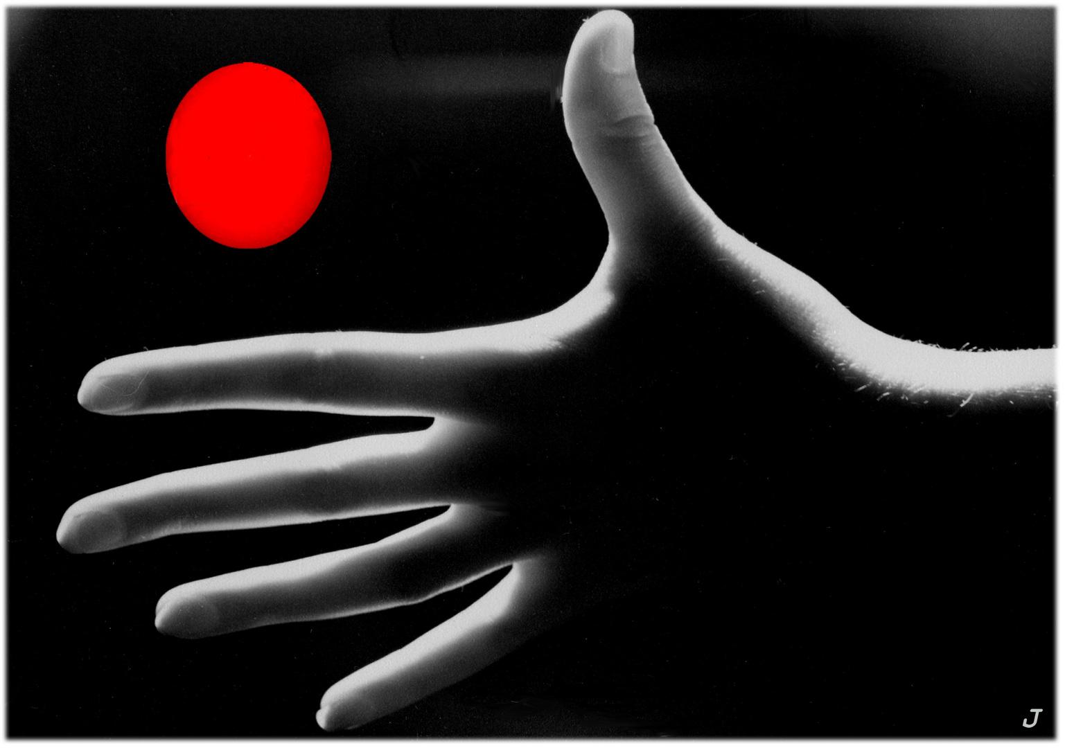 der rote punkt