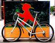 Der Rote Radler von Dresden von Uli Geißler