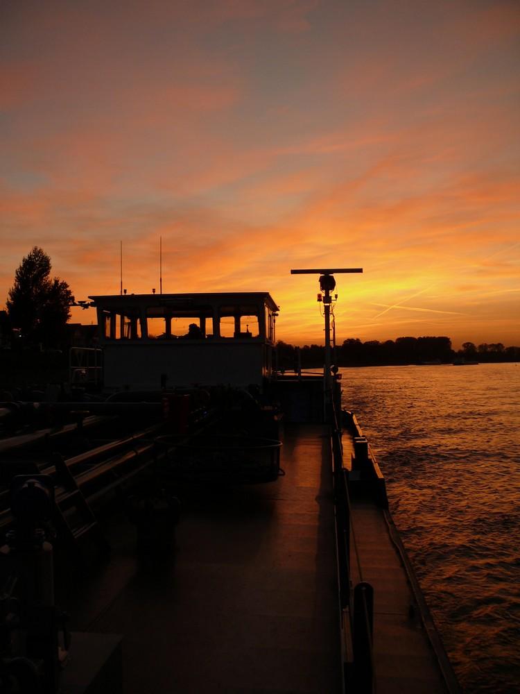 Der Rote Rhein