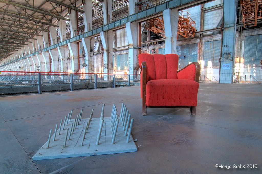 Der Rote Sessel