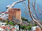 Der Rote Turm in Alanya