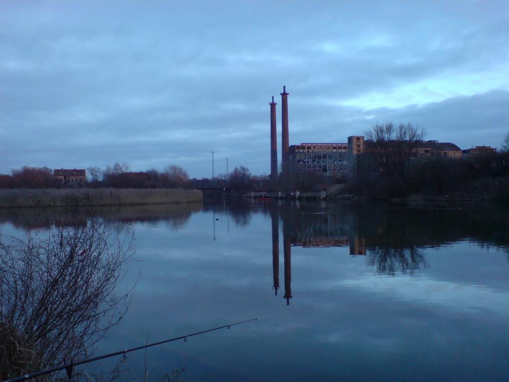 Der Rüdersdorfer Kanal