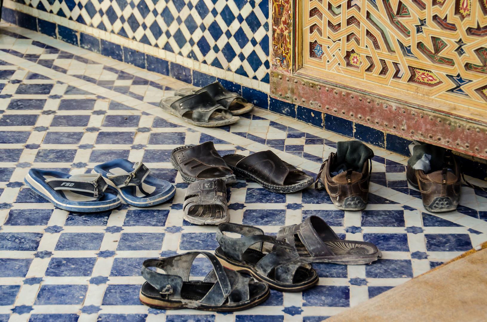 Der Ruf des Muezzin
