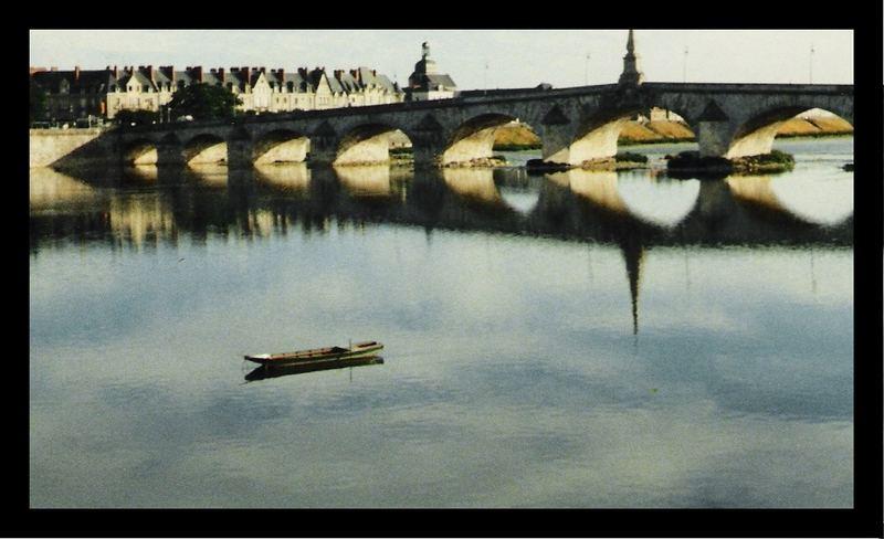 """""""Der ruhige Fluss """" Loire/Frankreich"""