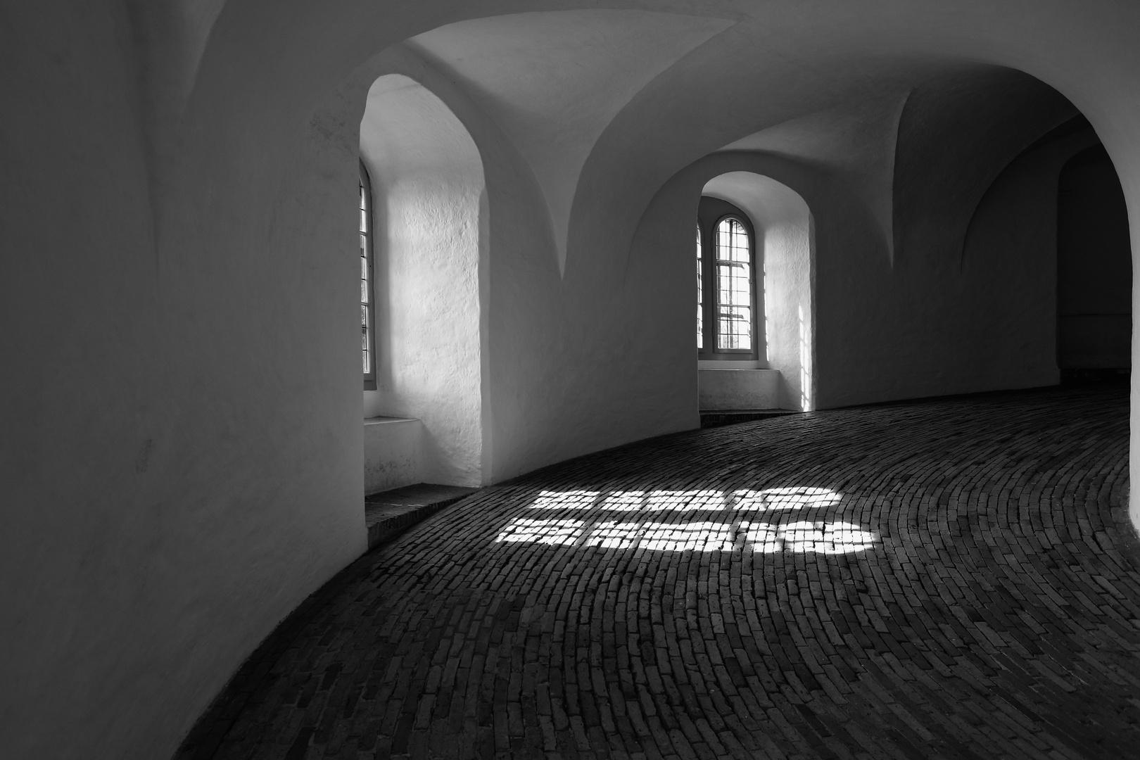 Der Runde Turm - Rundetårn - in Kopenhagen