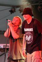 Der Sänger und sein Stagediver