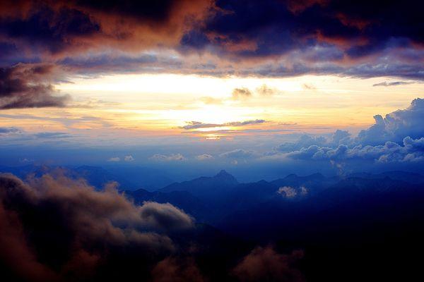 der SÄULING - von der Zugspitze