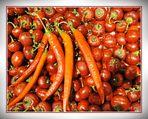 der Scharfmacher . . . . . . Chili, piments