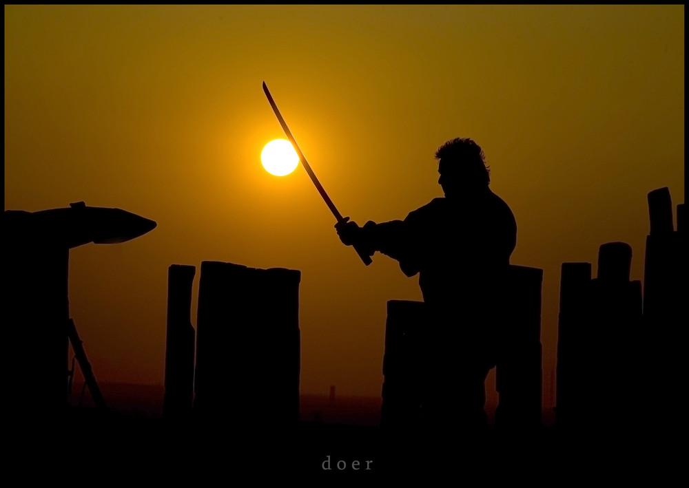 Der Schattenkämpfer aus dem Ruhrgebiet