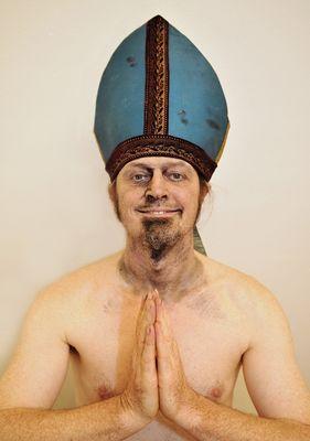 Der Schein-Heilige