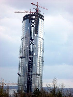 Der schiefe Turm von Bonn
