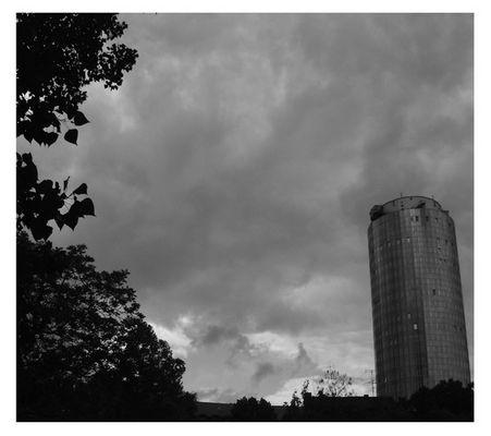 Der schiefe Turm von Jena