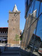 der schiefe Turm von ... Jena