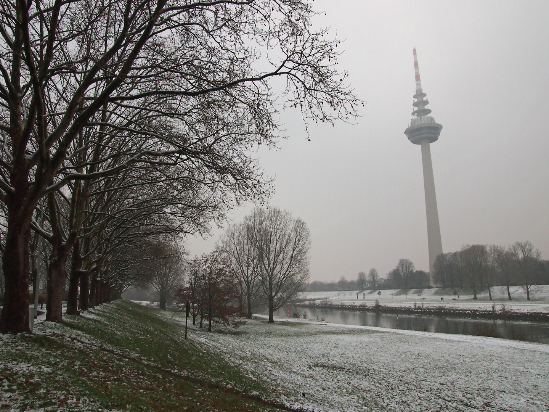 Der schiefe Turm von Mannheim