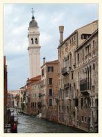 """Der """"Schiefe Turm von Pi.. ääh Venedig"""""""