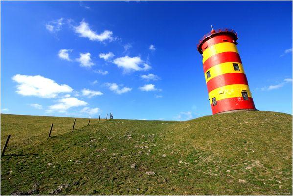 + Der schiefe Turm von Pilsum +