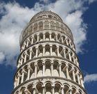 Der Schiefe Turm Von Pisa.
