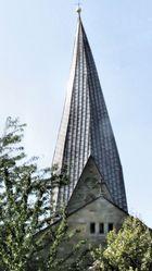 Der Schiefe Turm von Soest NRW