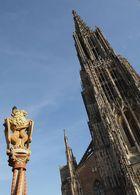 Der schiefe Turm von Ulm ;-)
