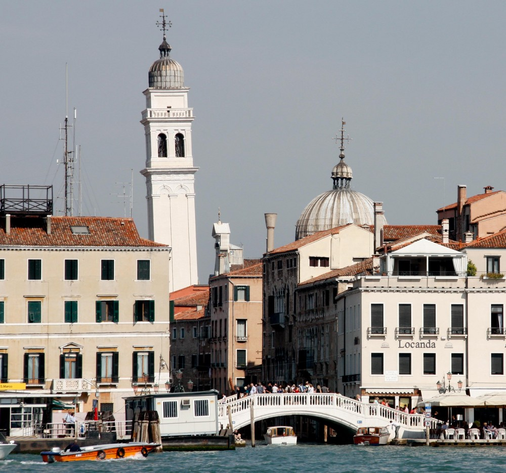 der schiefe Turm von Venedig???